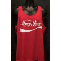 Enjoy Mary Jane Tank Top